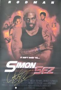 Simon Sez 40 x 27