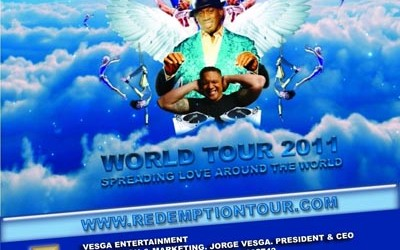 DJ Dennis Rodman & DJ Vic Latino Redemption Tour