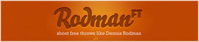 Dennis Rodman Free Throws iTunes
